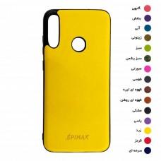 گارد طرح چرم EPIMAX مناسب برای گوشی هواوی مدل Y6P (جهت انتخاب رنگ با پشتیبانی تماس بگیرید)