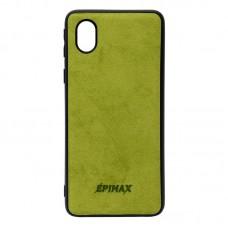 گارد طرح چرم EPIMAX مناسب برای گوشی هواوی مدل Y5 2019 (جهت انتخاب رنگ با پشتیبانی تماس بگیرید)