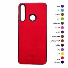 گارد طرح چرم EPIMAX مناسب برای گوشی هواوی مدل Y6 2019 (جهت انتخاب رنگ با پشتیبانی تماس بگیرید)