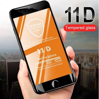 گلس محافظ صفحه نمایش full برای گوشی  iPh..