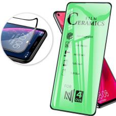 محافظ صفحه نمایش سرامیکی مناسب برای گوشی  iphone x