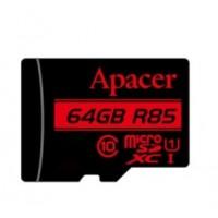 کارت حافظه microSDHC اپیسر کلاس 10 استاندارد UHS-I U1 سرعت 85MBps ظرفیت64 گیگابایت