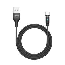 کابل تبدیل USB به لایتنینگ هوکو مدل U76 طول 1.2 متر(گارانتی تا پایان اسفند 1400)